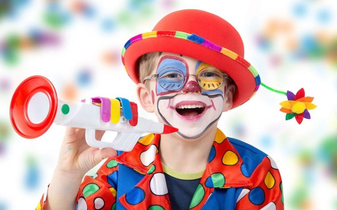 Come e quando festeggiare il Carnevale con i bambini nonostante il Covid-19