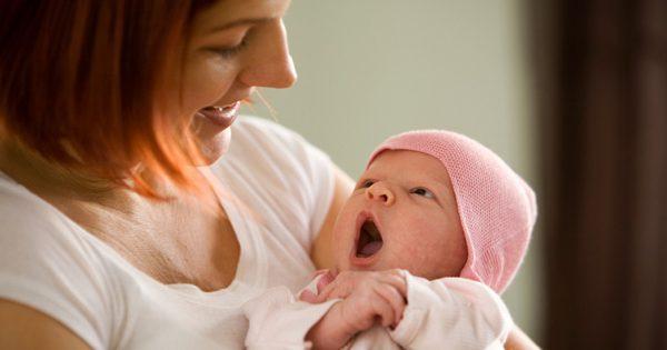 Come si parla a un neonato?