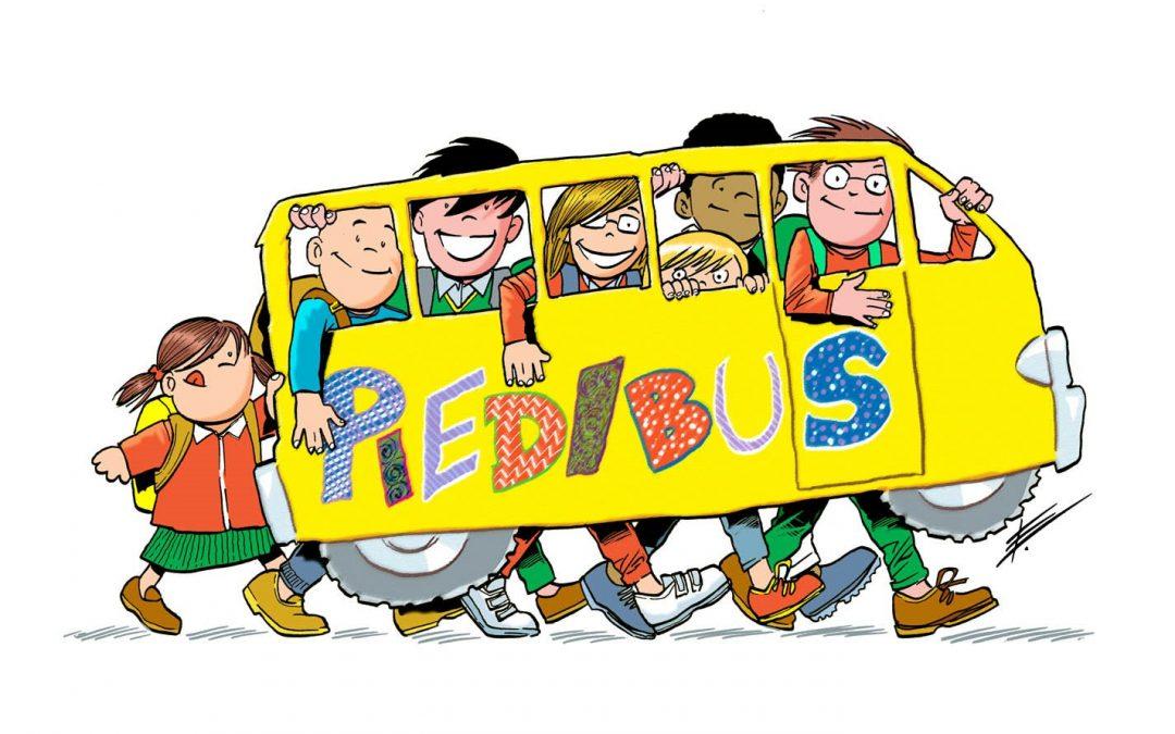 Piedubus: l'autobus che va a piedi