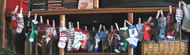 il giorno delle calze spaiate agenzia baby sitter