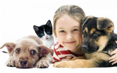 Animali Domestici e Bambini.