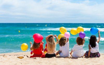 Tutti al Mare! Bambini e Protezione Solare.