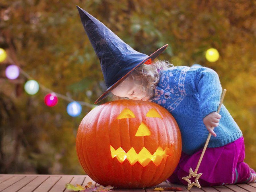 Halloween e bambini: Idee per festeggiare.